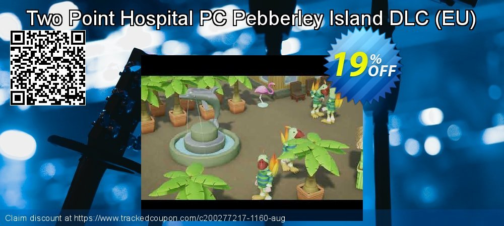 Two Point Hospital PC Pebberley Island DLC - EU  coupon on National Coffee Day discounts