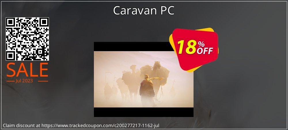 Caravan PC coupon on Autumn sales