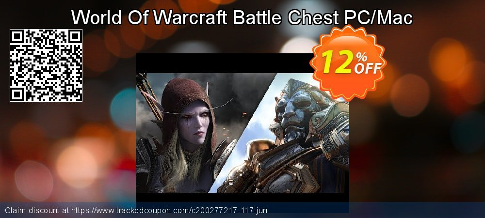 World Of Warcraft Battle Chest PC/Mac coupon on Mothers Day offering discount