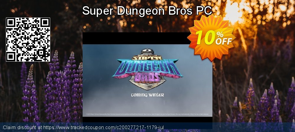 Get 10% OFF Super Dungeon Bros PC offer
