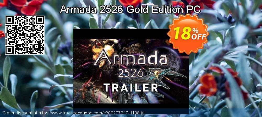 Armada 2526 Gold Edition PC coupon on Back to School sales