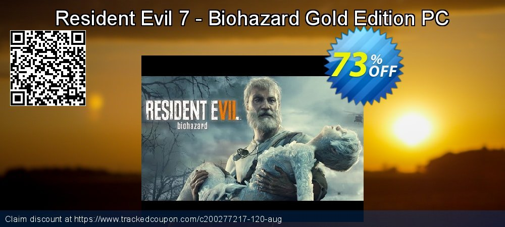 Resident Evil 7 - Biohazard Gold Edition PC coupon on Mom Day discounts