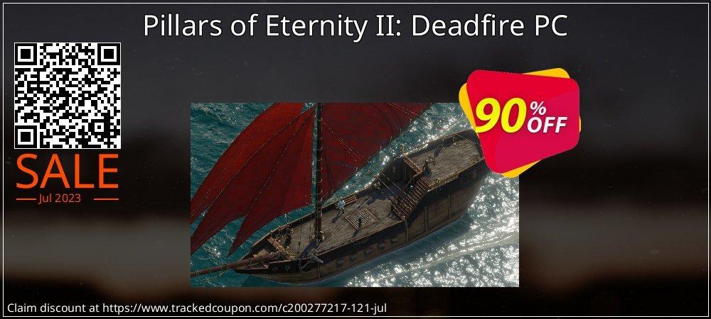 Get 87% OFF Pillars of Eternity II: Deadfire PC offering sales