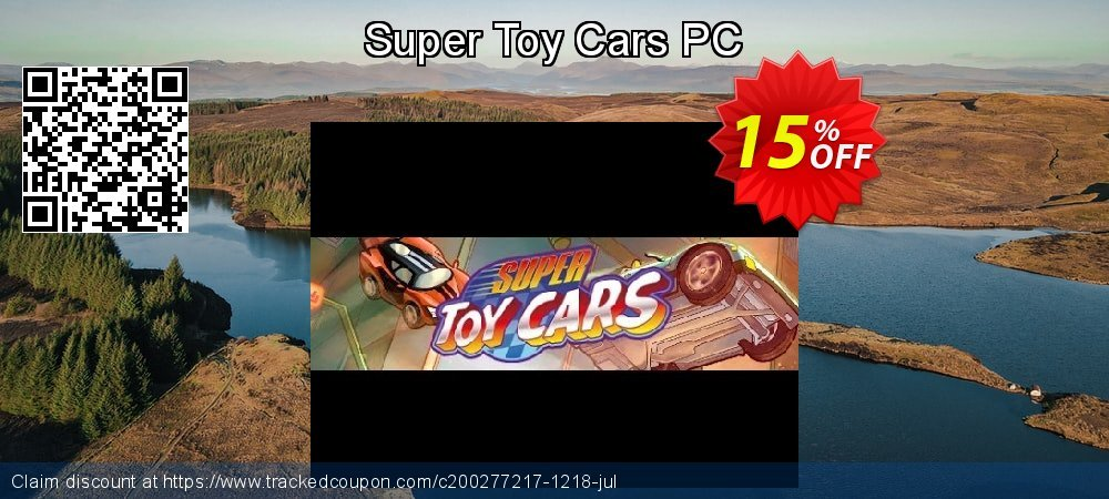 Super Toy Cars PC coupon on American Chess Day offer