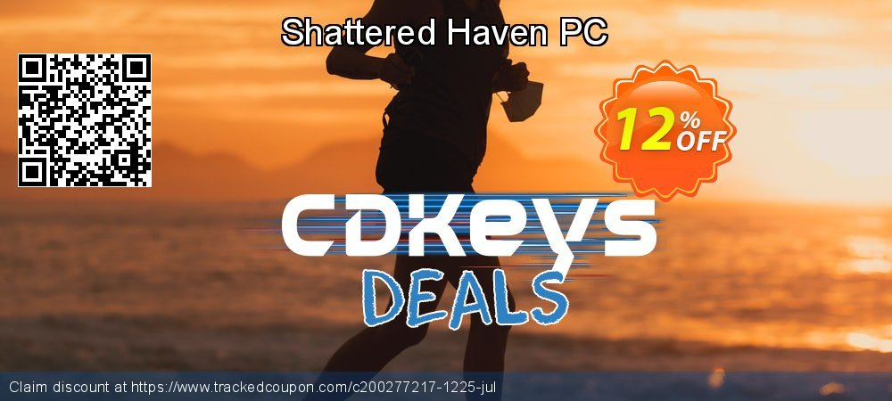 Shattered Haven PC coupon on IT Professionals Day sales