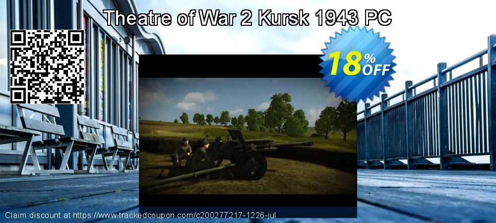 Theatre of War 2 Kursk 1943 PC coupon on National Singles Day deals