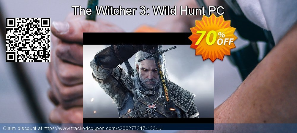 The Witcher 3: Wild Hunt PC coupon on Mothers Day deals