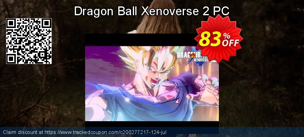 Dragon Ball Xenoverse 2 PC coupon on Mom Day offer