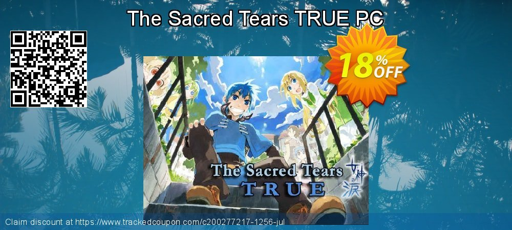 Get 10% OFF The Sacred Tears TRUE PC offering sales