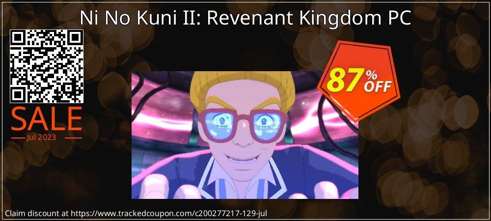 Get 84% OFF Ni No Kuni II: Revenant Kingdom PC discounts
