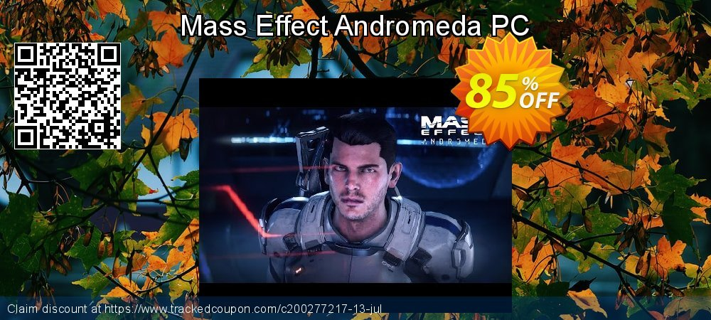 Mass Effect Andromeda PC coupon on Mothers Day promotions
