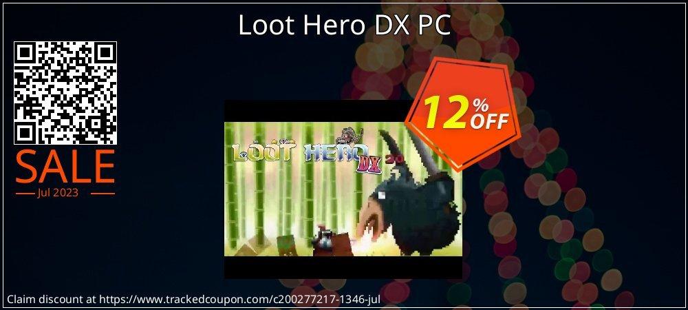 Get 10% OFF Loot Hero DX PC discounts