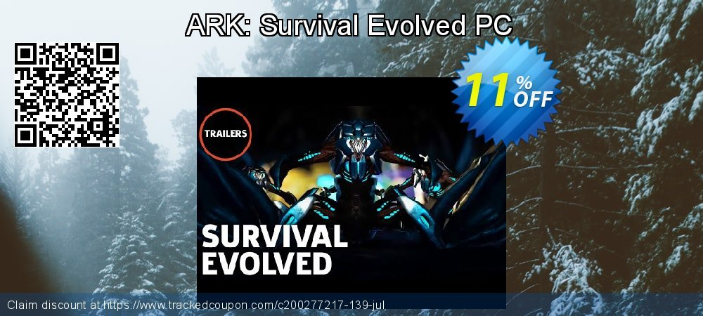ARK: Survival Evolved PC coupon on Mothers Day promotions