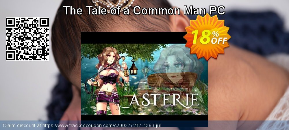Get 10% OFF The Tale of a Common Man PC offering sales