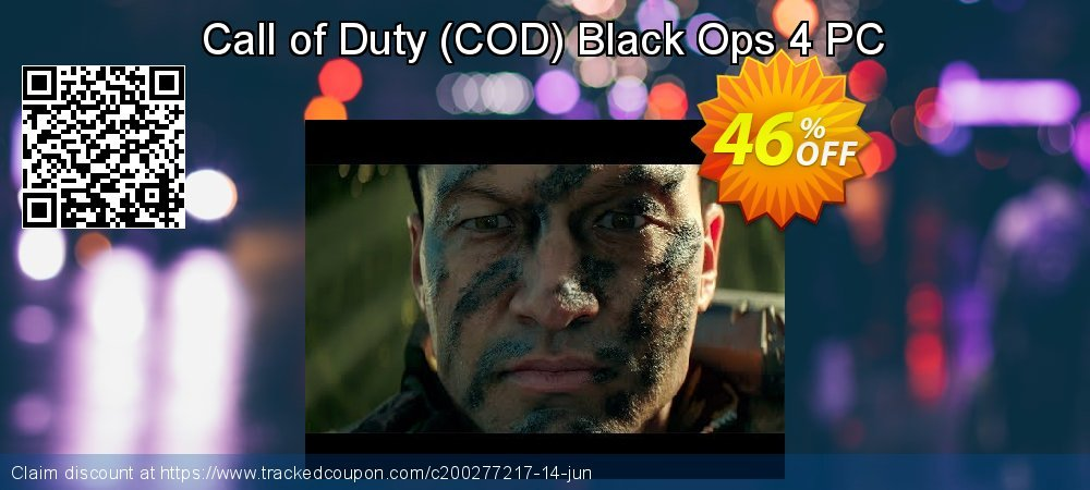 Call of Duty - COD Black Ops 4 PC coupon on Mom Day sales