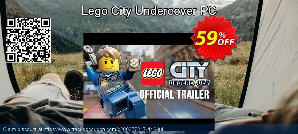 Lego City Undercover PC coupon on Mom Day super sale