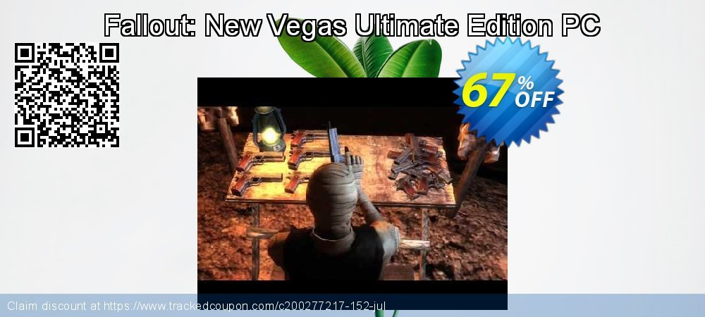 Fallout: New Vegas Ultimate Edition PC coupon on Mom Day discount