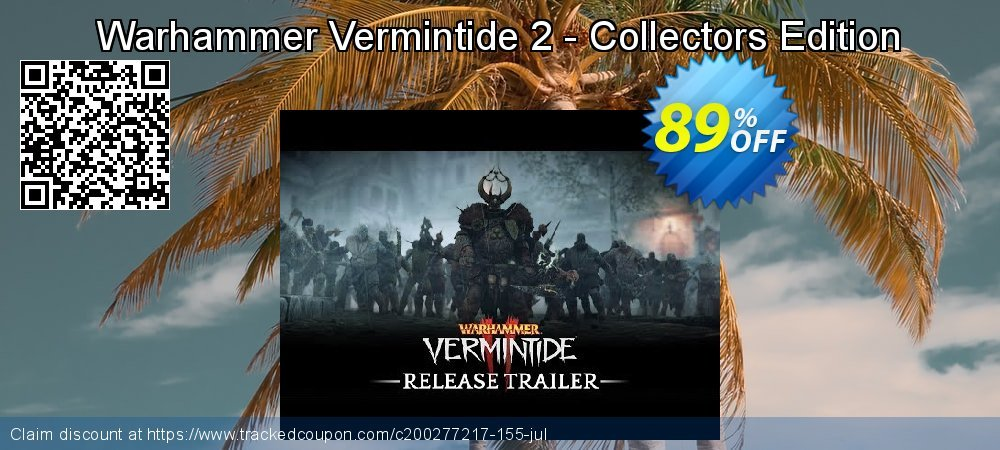 Warhammer Vermintide 2 - Collectors Edition coupon on Mothers Day super sale