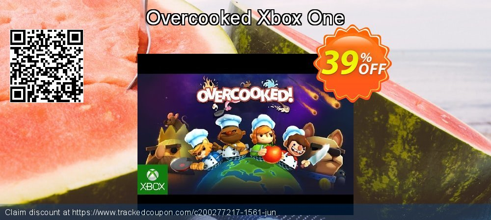 Get 53% OFF Overcooked Xbox One offering discount