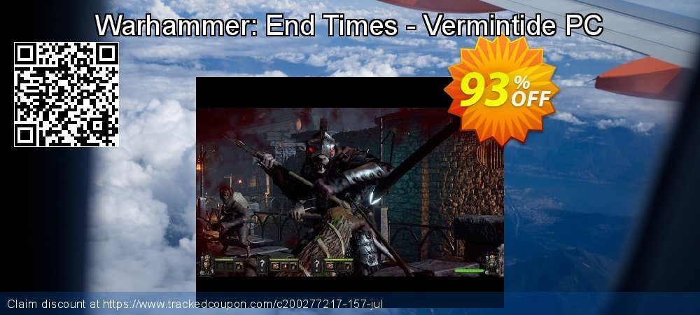 Warhammer: End Times - Vermintide PC coupon on Mothers Day promotions