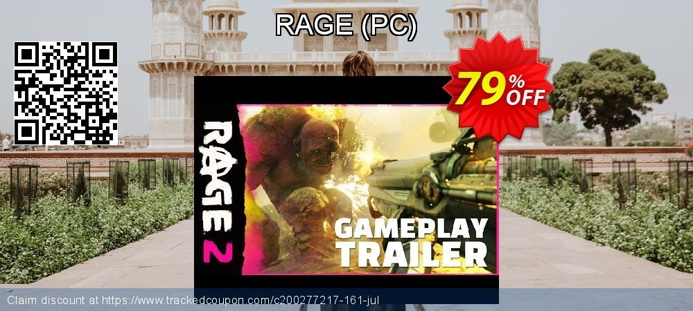 RAGE - PC  coupon on Mothers Day discount