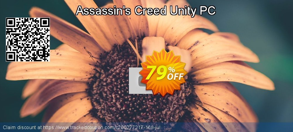 Assassin's Creed Unity PC coupon on Mom Day deals