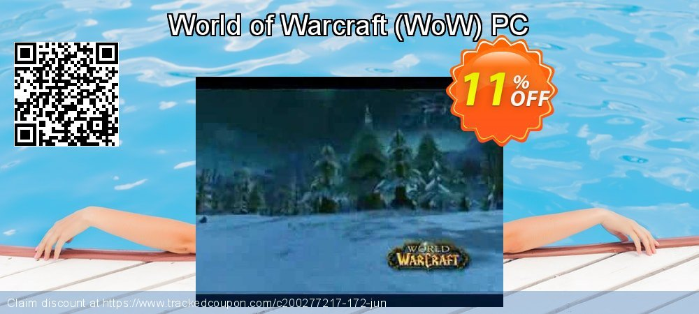 World of Warcraft - WoW PC coupon on Mom Day offering sales