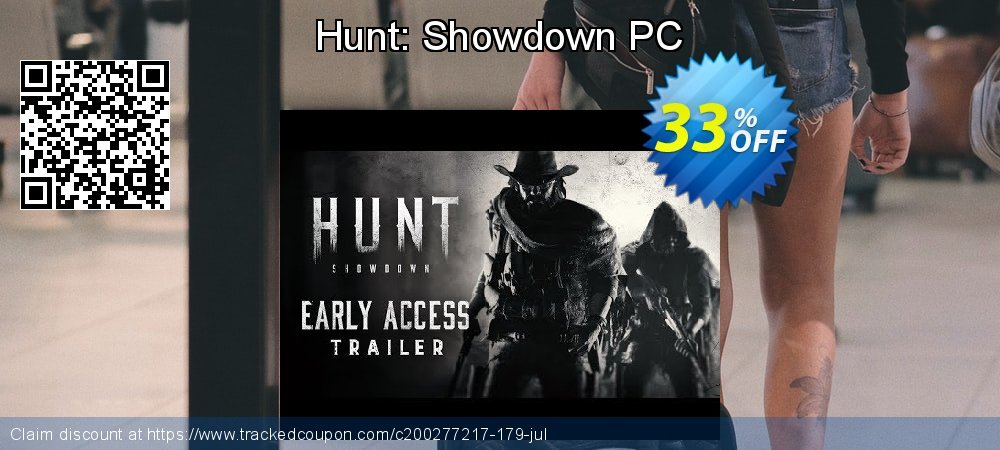 Hunt: Showdown PC coupon on Mothers Day discount