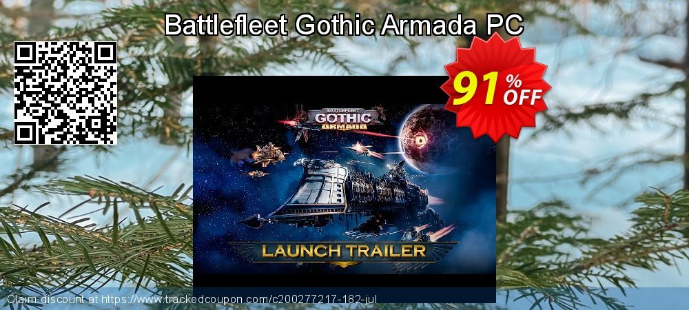 Battlefleet Gothic Armada PC coupon on Mom Day super sale