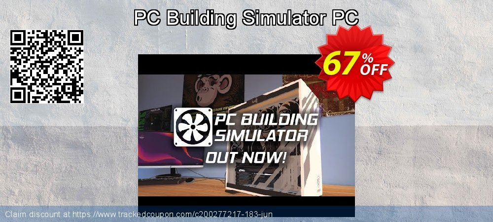 PC Building Simulator PC coupon on Mothers Day discounts