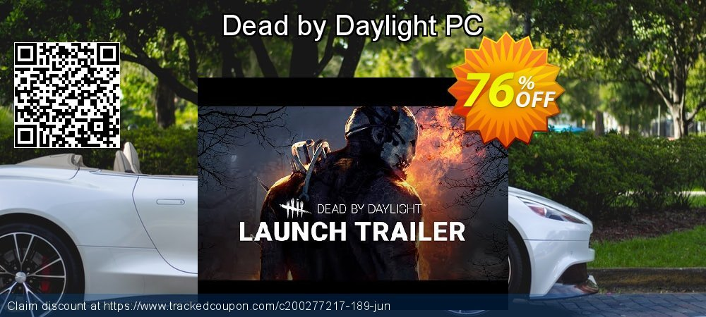 Dead by Daylight PC coupon on Mothers Day offering discount