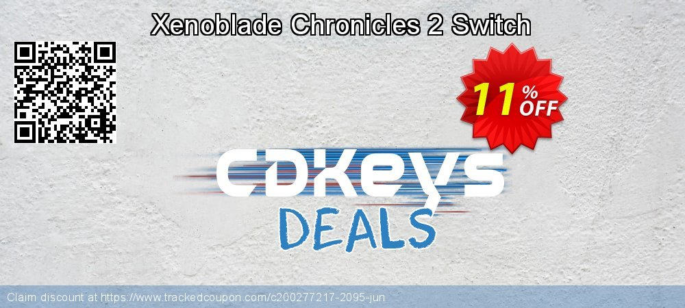 Xenoblade Chronicles 2 Switch coupon on Lunar New Year discounts