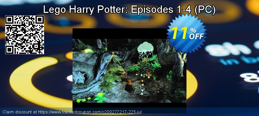 Lego Harry Potter: Episodes 1-4 - PC  coupon on Mothers Day offering discount