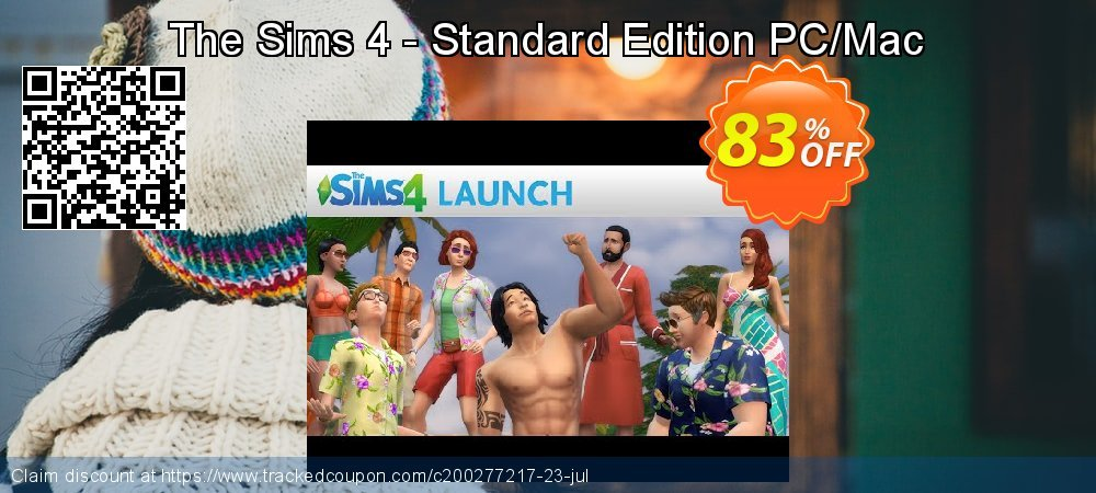 The Sims 4 - Standard Edition PC/Mac coupon on Mothers Day sales