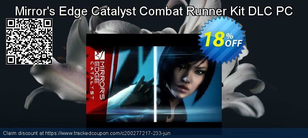 Get 10% OFF Mirror's Edge Catalyst Combat Runner Kit DLC PC offering sales