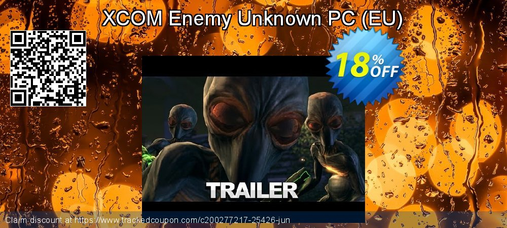 Get 10% OFF XCOM Enemy Unknown PC (EU) offering sales
