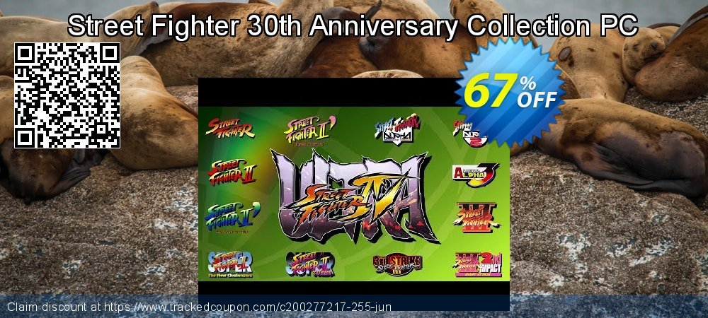 Get 67% OFF Street Fighter 30th Anniversary Collection PC promo
