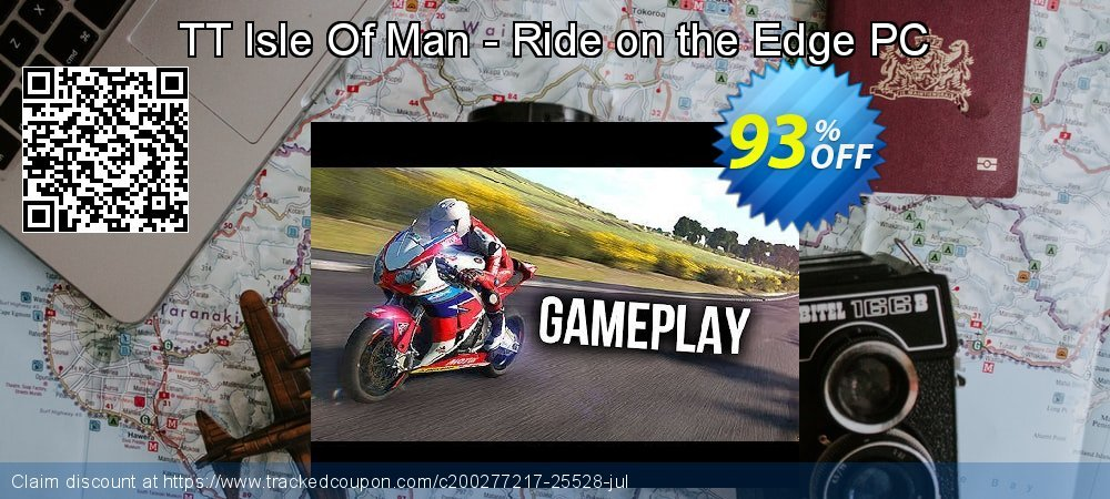 Get 94% OFF TT Isle Of Man - Ride on the Edge PC offering sales