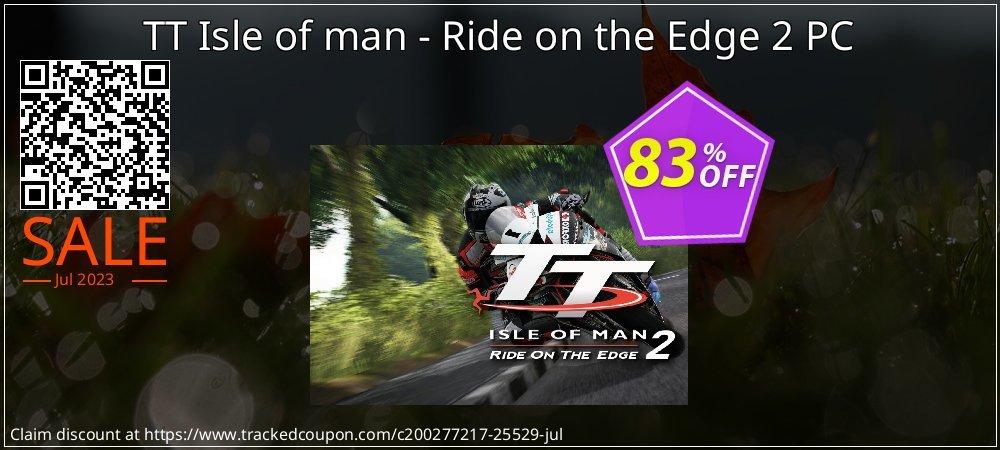Get 97% OFF TT Isle of man - Ride on the Edge 2 PC promo