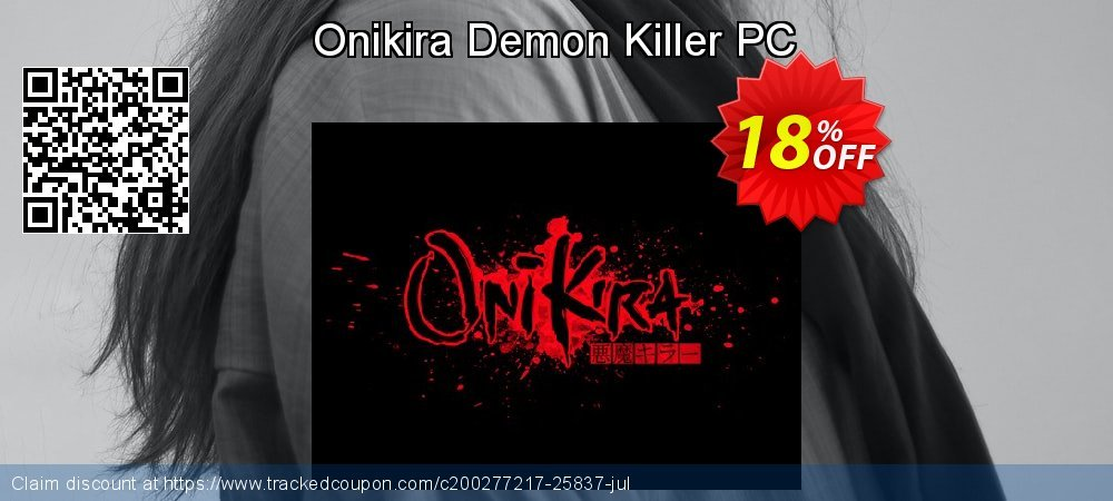 Get 10% OFF Onikira Demon Killer PC offering sales