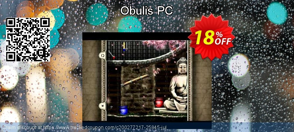 Get 10% OFF Obulis PC offer