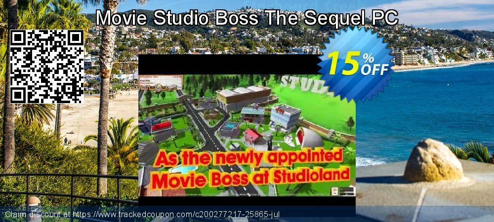 Movie Studio Boss The Sequel PC coupon on New Year's Day promotions