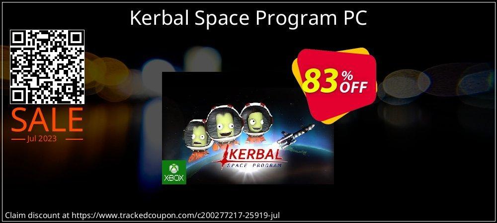 Get 89% OFF Kerbal Space Program PC offering sales