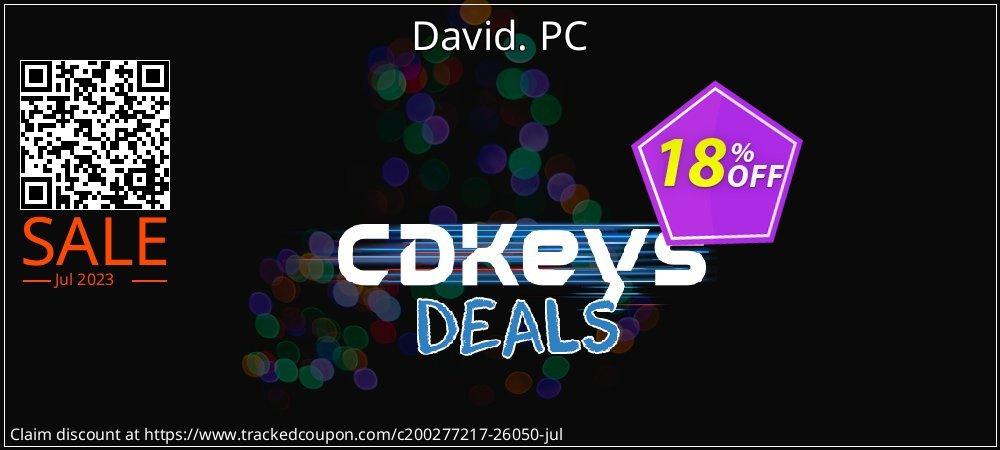 David. PC coupon on World Milk Day sales