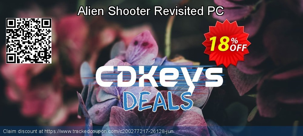 Alien Shooter Revisited PC coupon on World Milk Day super sale
