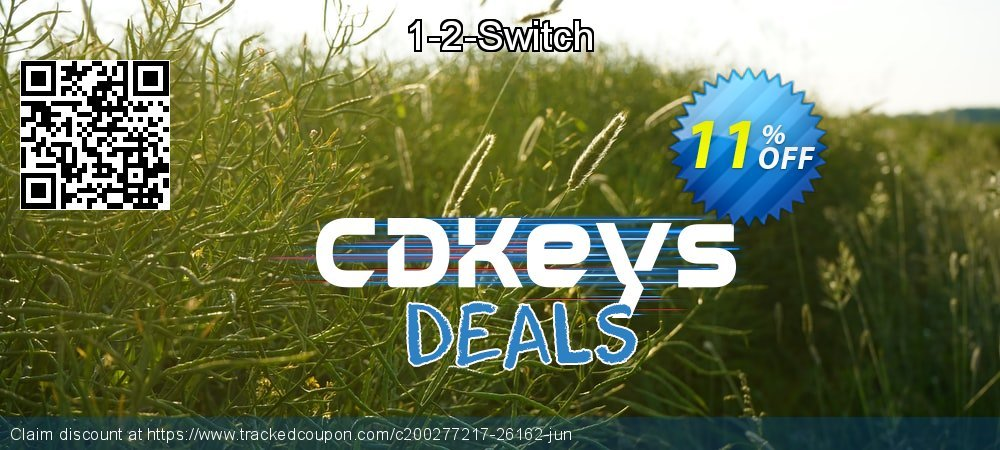 1-2-Switch coupon on Camera Day offering discount