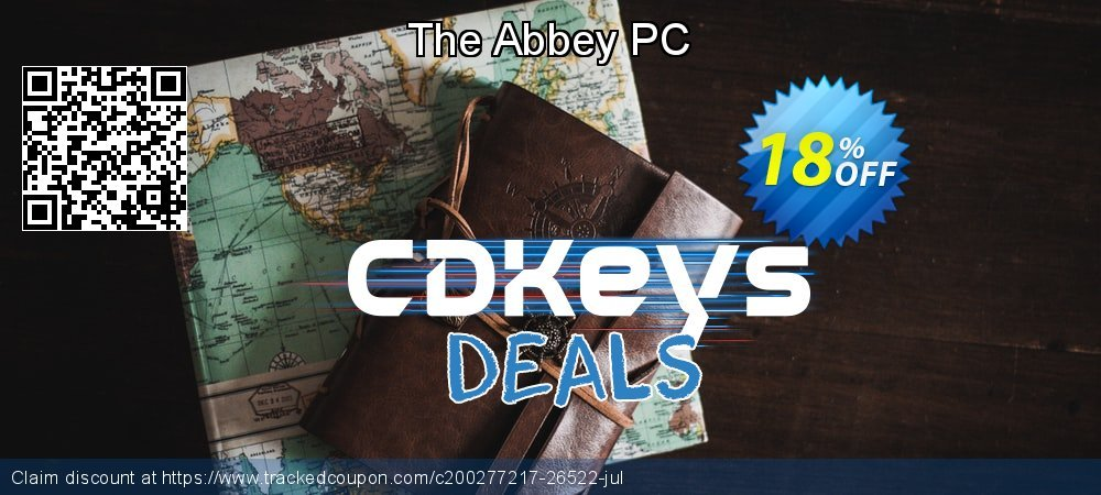 The Abbey PC coupon on World Oceans Day offering discount