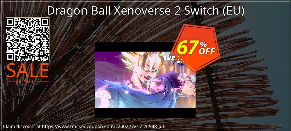 Dragon Ball Xenoverse 2 Switch - EU  coupon on Egg Day discounts