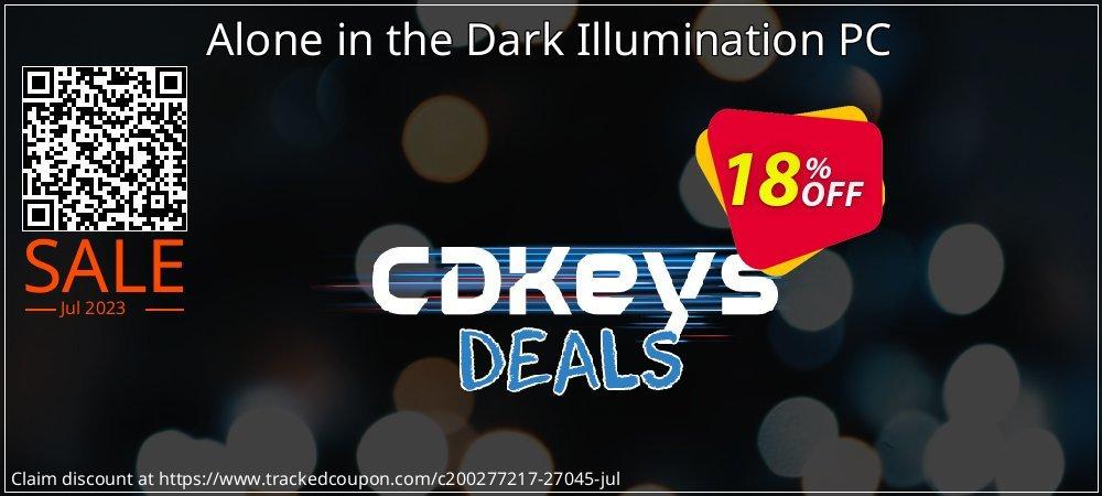 Get 10% OFF Alone in the Dark Illumination PC sales