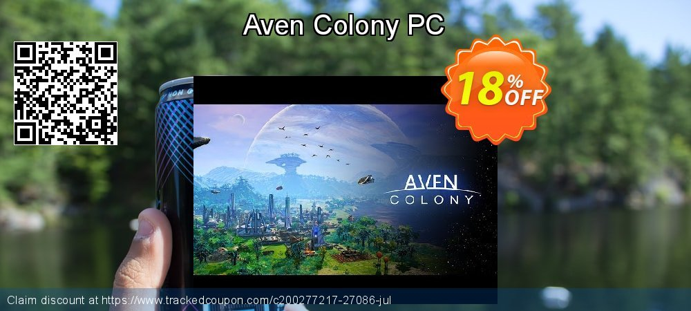 Aven Colony PC coupon on Thanksgiving super sale